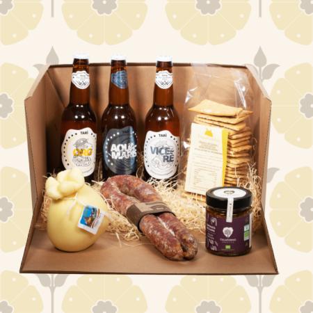 Acquamaris - cesta regalo natale - Delicatessen in Drogheria a Ragusa - Spesa online