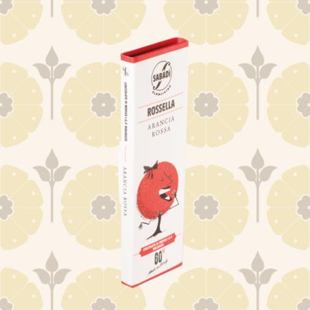 Cioccolato di Modica all'arancia IGP biologico - Rossella - Delicatessen in Drogheria a Ragusa - Spesa online