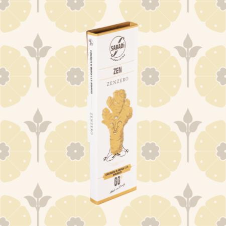 Cioccolato di Modica allo zenzero IGP biologico - Zen - Delicatessen in Drogheria a Ragusa - Spesa online