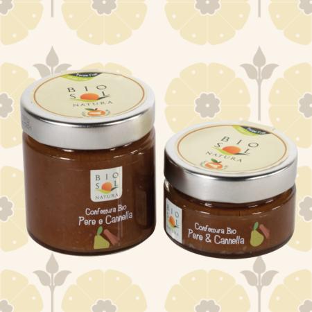 Confettura BIO di pere e cannella - Delicatessen in Drogheria a Ragusa - Spesa online