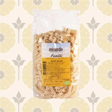 Fusilli di semola di grano duro BIO - Russello - Delicatessen in Drogheria a Ragusa - Spesa online