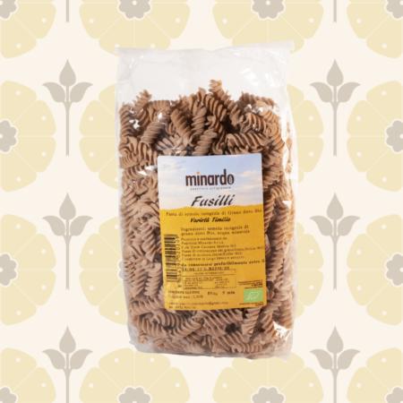 Fusilli di semola integrale di granod duro BIO - Russello - Delicatessen in Drogheria a Ragusa - Spesa online