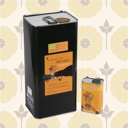 Olio extravergine di oliva Pianogrillo - Delicatessen in Drogheria a Ragusa - Spesa online