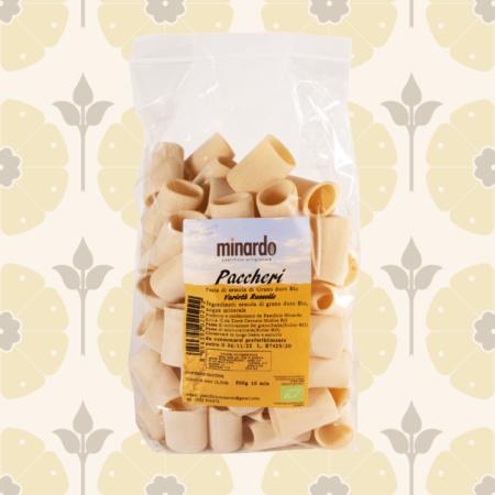 Paccheri di semola di grano duro BIO - Russello - Delicatessen in Drogheria a Ragusa - Spesa online