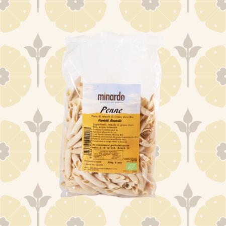 Penne di semola di grano duro BIO - Russello - Delicatessen in Drogheria a Ragusa - Spesa online