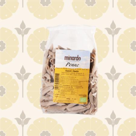 Penne di semola integrale di grano duro BIO - Timilia - Delicatessen in Drogheria a Ragusa - Spesa online