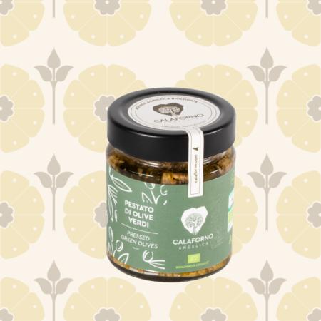 Pestato di olive verdi - Delicatessen in Drogheria a Ragusa - Spesa online