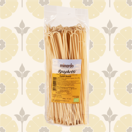 Spaghetti di semola di grano duro BIO - Russello - Delicatessen in Drogheria a Ragusa - Spesa online